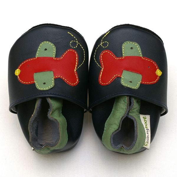 Babybooz Puhatalpú cipő Repülő