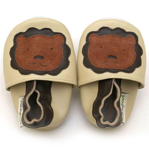 Babybooz Puhatalpú cipő Oroszlán