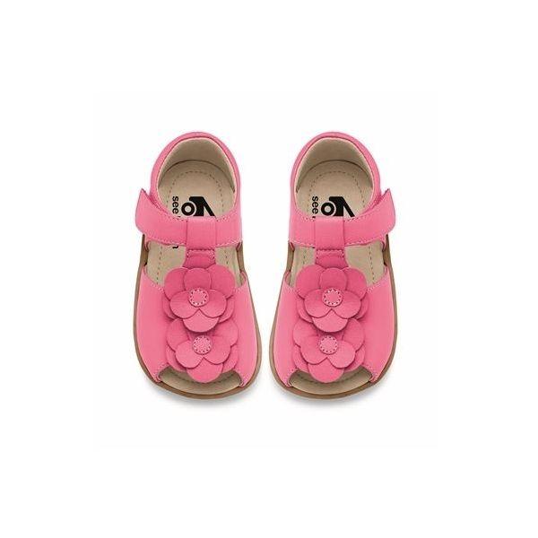 See Kai Run Edna Hot Pink