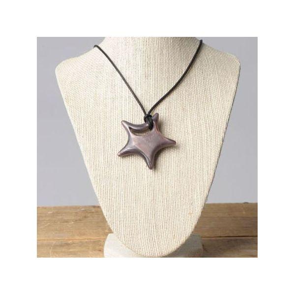 Teethease Star Pendant Ezüst